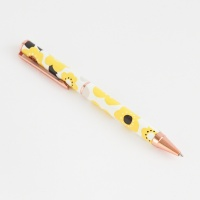 Caroline Gardner Floral Print Ball Point Pen Boxed